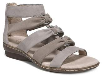 Naturalizer Soul Bohemia Gladiator Wedge Sandal
