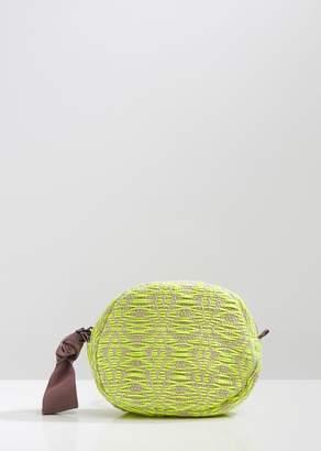 Maria La Rosa Isa Handmade Zipper Pouch