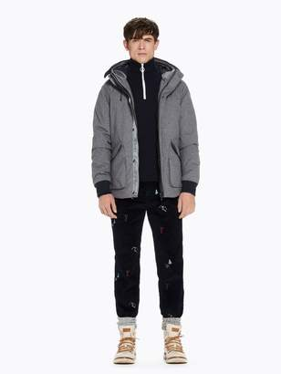 Scotch & Soda Hooded Jacket