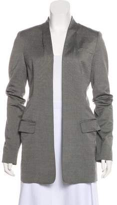 Alexander Wang Long Sleeve Open Front Jacket