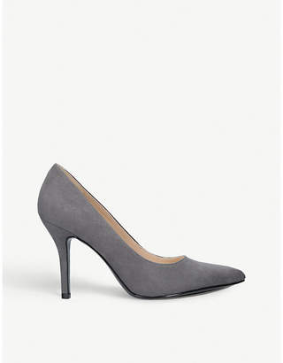 Nine West Flagship faux-leather courts