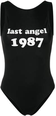 Chiara Ferragni Last angel 1987 one-piece
