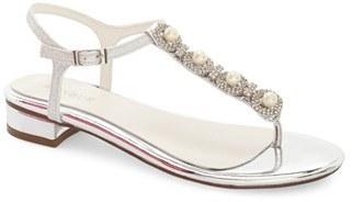 Women's Menbur 'Prunella' T-Strap Sandal $66.95 thestylecure.com