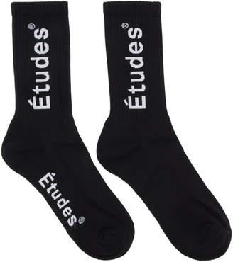 Etudes Logo Member Socks