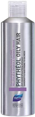 Phyto Phytheol Oily Hair Anti-Dandruff Purifying Shampoo