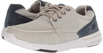 Skechers Relaxed Fit: Elent - Arven Men's Lace Up Moc Toe Shoes
