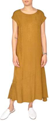 Lacausa Yellow Flapper Dress