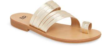 BP Liv Flat Slide Sandal