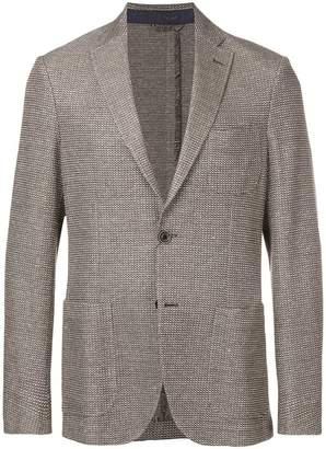 Etro patch pocket blazer