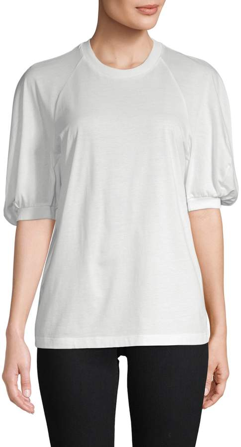 Women's Puffy Sleeve T-Shirt