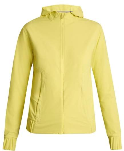 AEANCE Adaptive hooded performance jacket