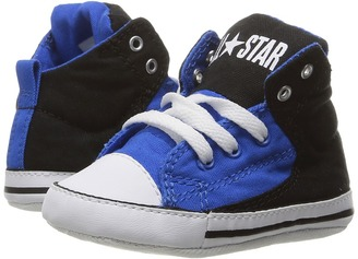 Converse Kids - Chuck Taylor All Star First Star High Street Hi Boy's Shoes $25 thestylecure.com