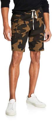 Ovadia & Sons Men's Utility Camo Cargo Shorts