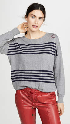 Chaser Cotton Cashmere Dolman Pullover
