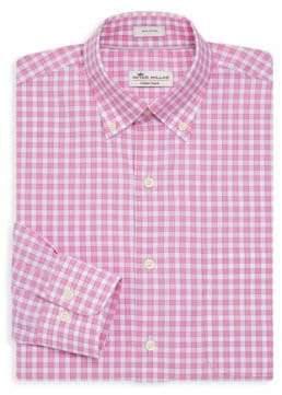 Peter Millar Marsh Glen Check Dress Shirt
