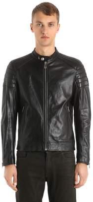 Belstaff Northcott Biker Leather Jacket