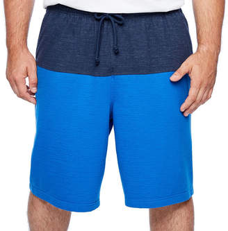 Co THE FOUNDRY SUPPLY The Foundry Big & Tall Supply Terry Cloth Workout Shorts Big and Tall