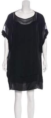Diane von Furstenberg Mini Tunic Dress