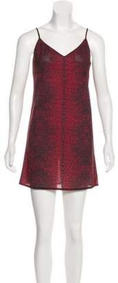 Just Cavalli Sleeveless Slip Dress