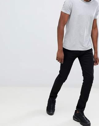 Replay Jondrill skinny stretch jeans in black