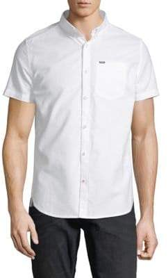 Superdry Ultimate Short Sleeve Oxford Shirt