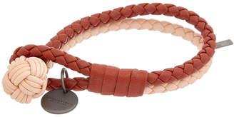 Bottega Veneta Intrecciato Nappa Leather Bracelet