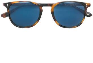 L.G.R tortoiseshell blue tinted sunglasses