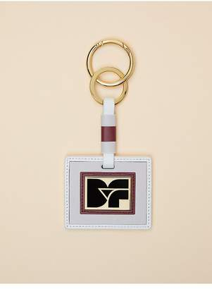Diane von Furstenberg Monogram Square Charm