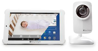 "Baby Delight Baby Delight 7"" HD WiFi Video Monitor"