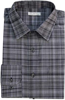 Denim & Co. Slate Dylan Regular Fit Sport Shirt