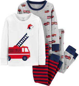 a4b1eb046 Fire Truck Pajamas - ShopStyle