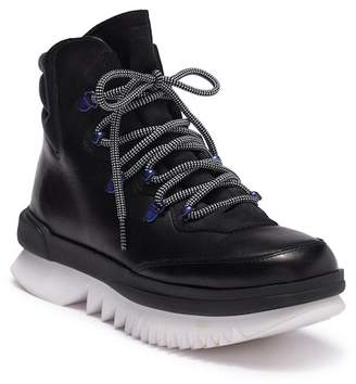 Camper Rex High-Top Leather Sneaker