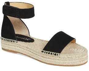 Women's Splendid Jensen Platform Espadrille Sandal $107.95 thestylecure.com