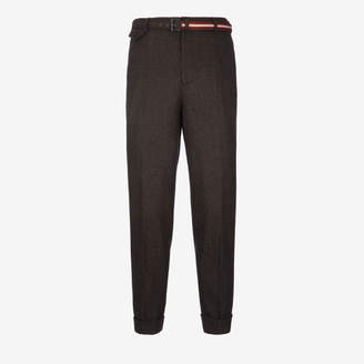 Bally Wool Belted Pants