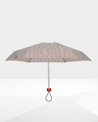 Hunter Mini Compact Umbrella Sonic Logo