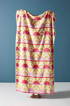 Anthropologie Sun Star Beach Towel