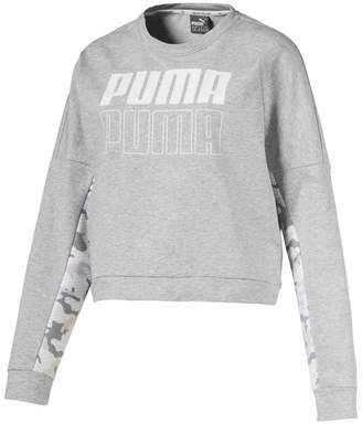 Puma Long Sleeve Sweatshirt