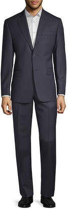 Saks Fifth Avenue Made In Italy Textured Wool Suit