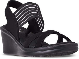 Skechers Women Cali Rumblers - Solar Burst Sandals from Finish Line