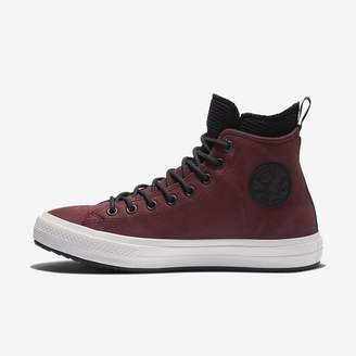 Converse Chuck Taylor All Star Waterproof Leather High Top Boot Unisex Leather Boot