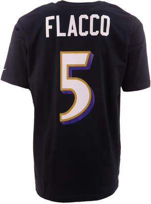 Nike Men's Short-Sleeve Joe Flacco Baltimore Ravens Player T-Shirt