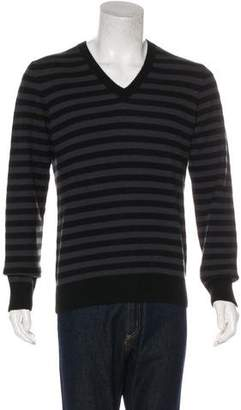 Louis Vuitton Striped Cashmere Sweater