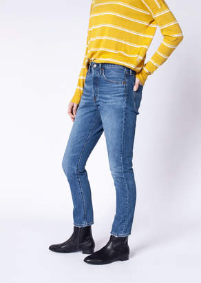 Levi's 501 Skinny Jean | Wildfang - 501 Skinny Jean - CHILL PILL - 26