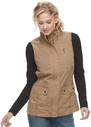 Sonoma Goods For Life Women's SONOMA Goods for Life Utility Vest