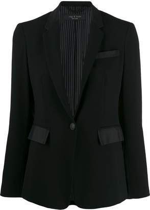 Rag & Bone windsor single-breasted blazer