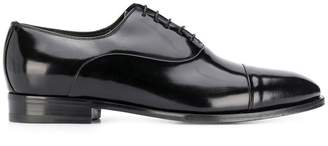 Tagliatore classic Oxford shoes