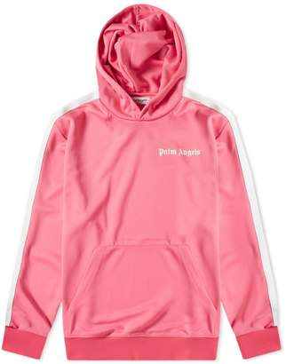 Palm Angels Taped Track Hoody