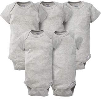 6f42364242e8 Gerber Newborn Baby Unisex Short Sleeve Crafting Onesies Bodysuits