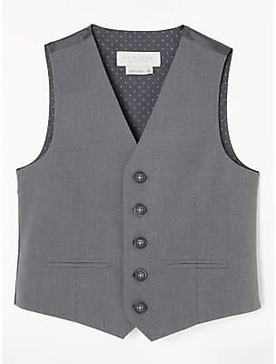17a035ca7 John Lewis   Partners Boys  Suit Waistcoat