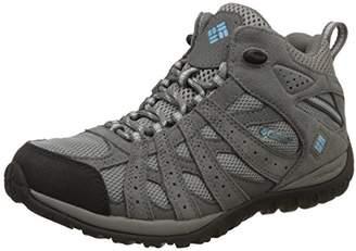 Columbia Women's Redmond Waterproof Mid Hiking Boots